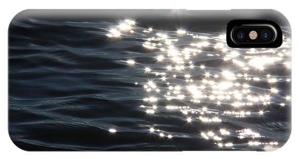 Luminous Body iPhone Case - Make A Wish by Jolanta Anna Karolska
