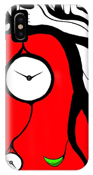 Making Time IPhone Case