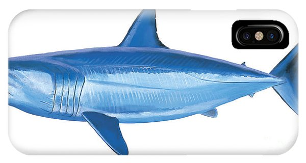 Mako Shark IPhone Case