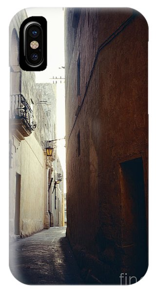 Maltese Street IPhone Case
