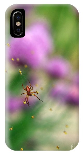 Mama And Her Babies IPhone Case