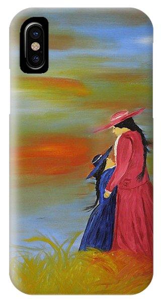 Mama's Love IPhone Case