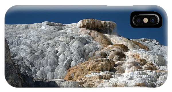Mammoth Hot Springs 2 IPhone Case