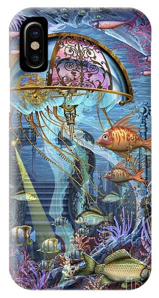 Reef iPhone Case - Man Of War by MGL Meiklejohn Graphics Licensing