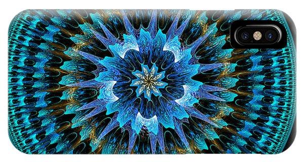 Mandala Of Peace IPhone Case