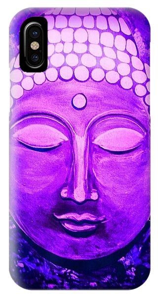 Mandi's Buddha IPhone Case