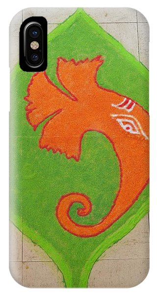 Mangalmurti Moraya IPhone Case