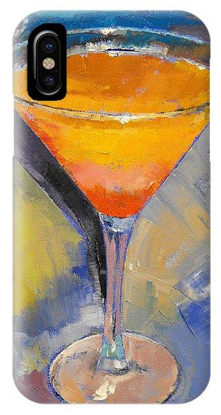 Mango Martini IPhone Case