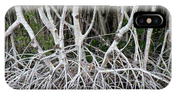 Mangrove Roots IPhone Case