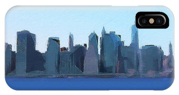 Manhattan 2014 IPhone Case