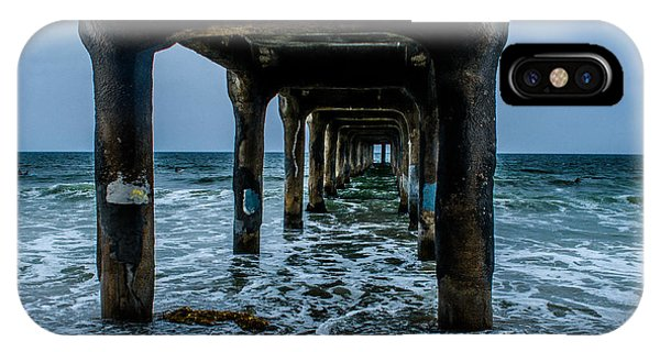 Manhattan Beach Peir IPhone Case