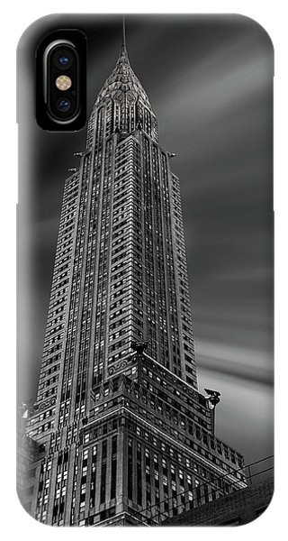 Chrysler Building iPhone Case - Manhattan (chrysler) by Martin Zalba