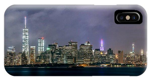 Manhattan Island  IPhone Case