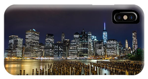 Times Square iPhone Case - Manhattan Skyline - New York - Usa by Larry Marshall