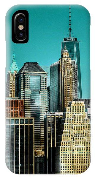 Manhattan IPhone Case