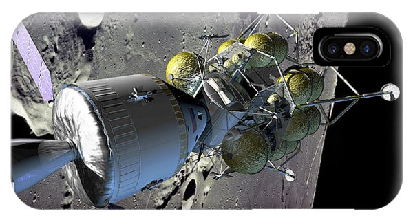 spacecraft manned lunar - photo #3