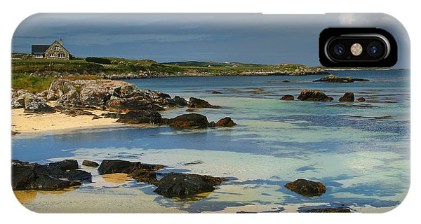 Mannin Bay Ireland IPhone Case