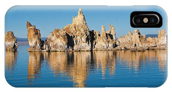 IPhone Case featuring the photograph Mono Lake Tufa by Mae Wertz