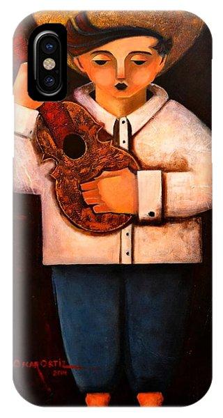 Manolito El Cuatrista 1942 IPhone Case