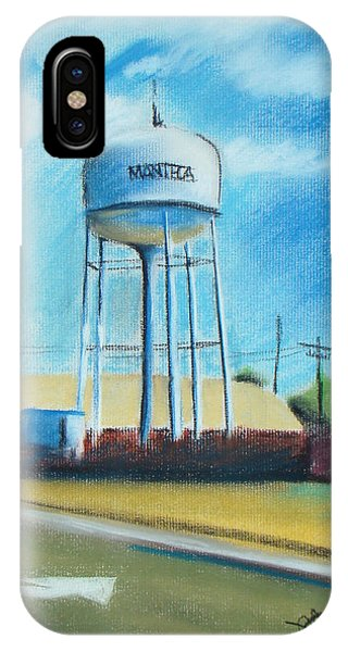 Manteca Tower IPhone Case