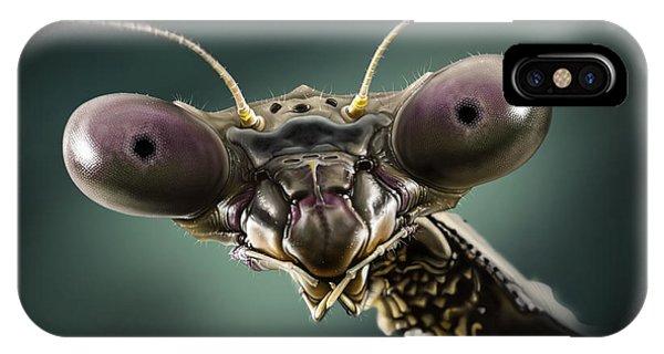 Mantis 2 IPhone Case