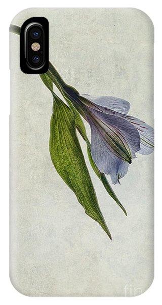 Peru iPhone Case - Mantis Lily by John Edwards