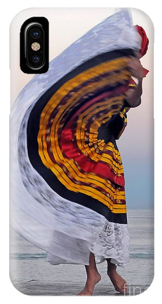Dance iPhone Case - Many Colors by Dan Holm