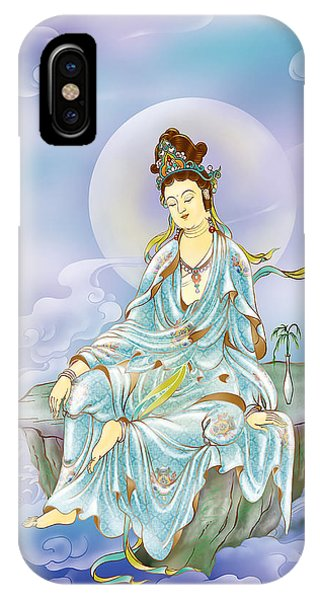 Many Treasures Avalokitesvara  IPhone Case