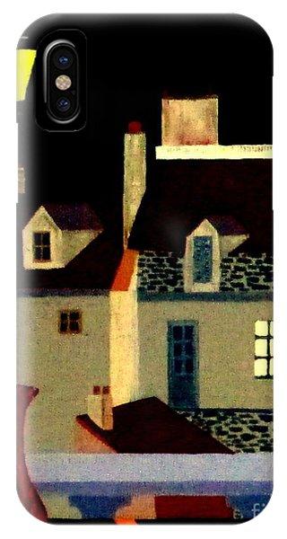 Marais At Night IPhone Case
