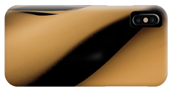 Maranjab Desert IPhone Case