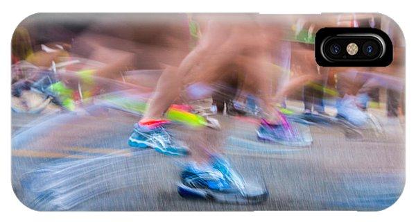 Marathon IPhone Case