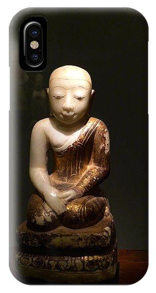 Buddhist Figure   IPhone Case