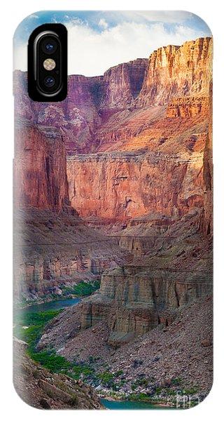 Marble Cliffs IPhone Case