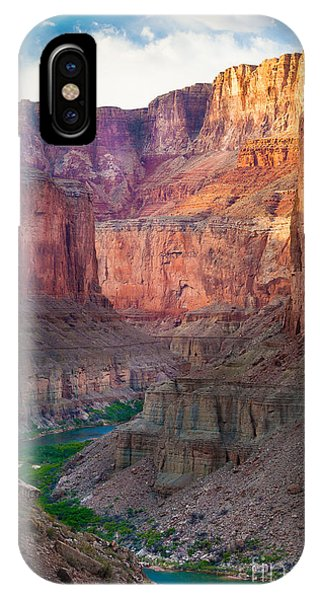 Marble Cliffs IPhone Case