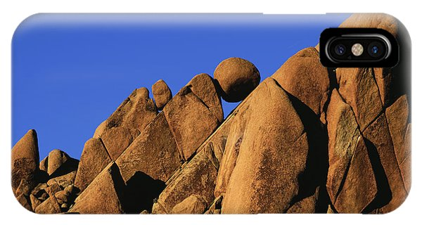 Marble Rock Formation Normal IPhone Case
