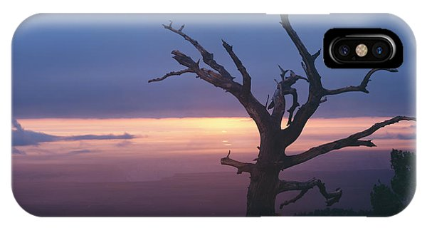Marble View Snag IPhone Case