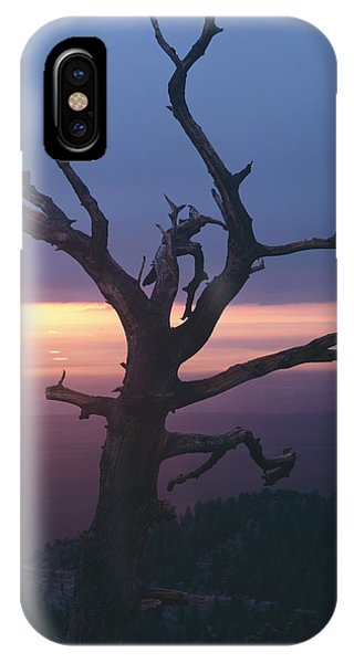 Marble View Snag-v IPhone Case