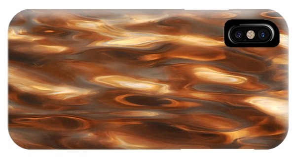 Marbleized Waters IPhone Case