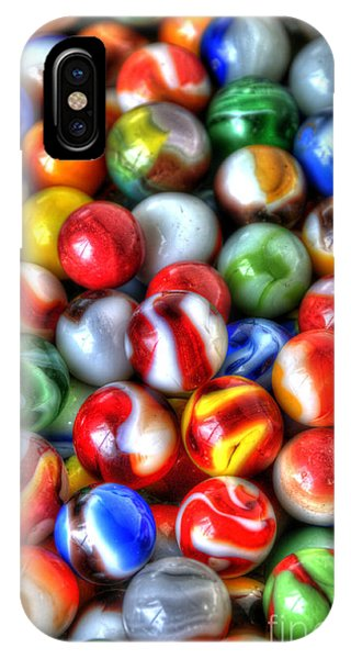 Marbles 2 IPhone Case