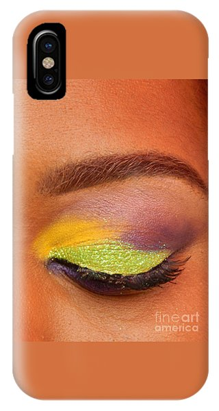 Mardi Gras 2014 Eye See Colors Of Mardi Gras IPhone Case