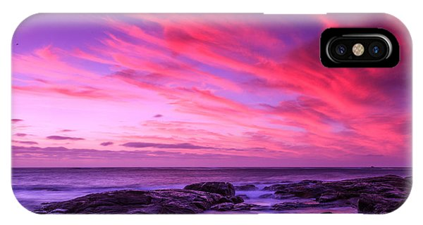 Margaret River Sunset IPhone Case