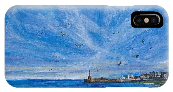 Margate Skies IPhone Case