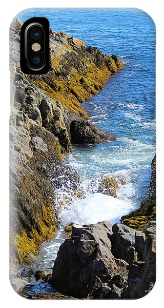 Marginal Way Crevice IPhone Case
