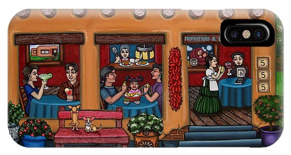Maria's New Mexican Restaurant IPhone Case