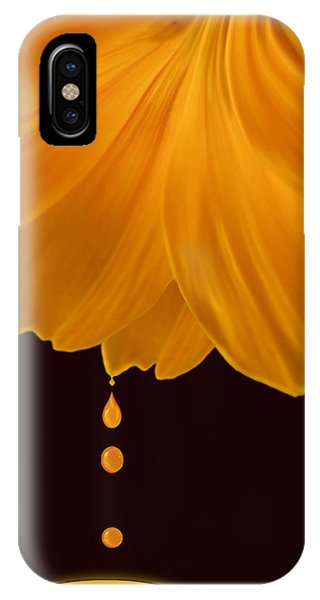 Marigold Factory IPhone Case