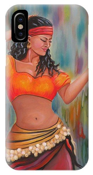 Marika The Gypsy Dancer IPhone Case