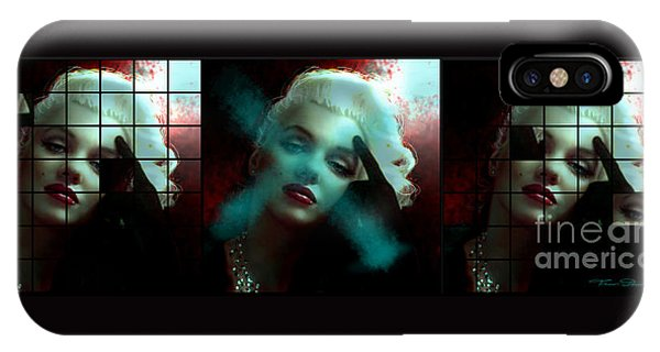 Marilyn 128 Tryp  IPhone Case