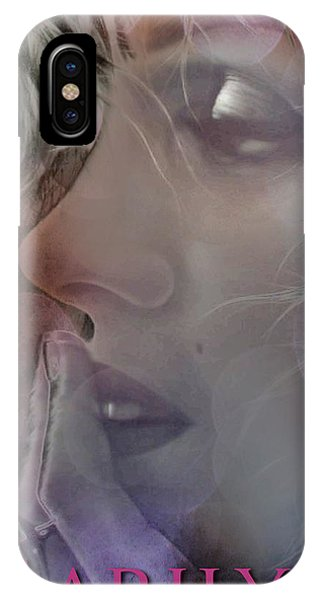 Marilyn In Bokeh IPhone Case