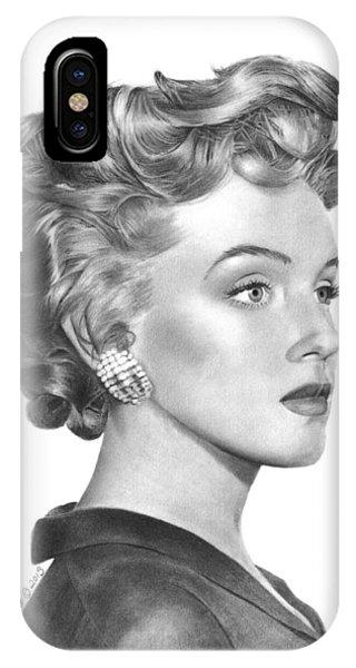 Marilyn Monroe - 014 IPhone Case