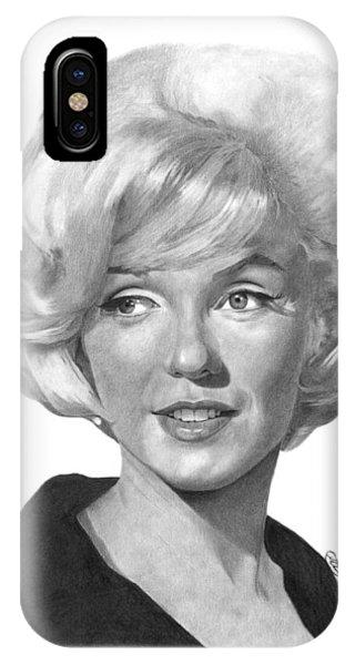 Marilyn Monroe - 015 IPhone Case